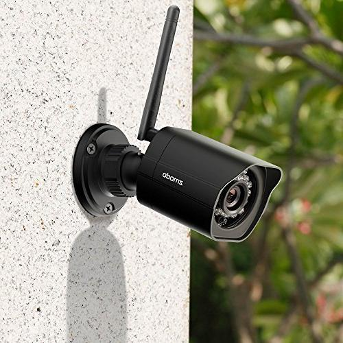 Zmodo Full Outdoor Weatherproof Wireless Security Camera System - 2 - Service Available