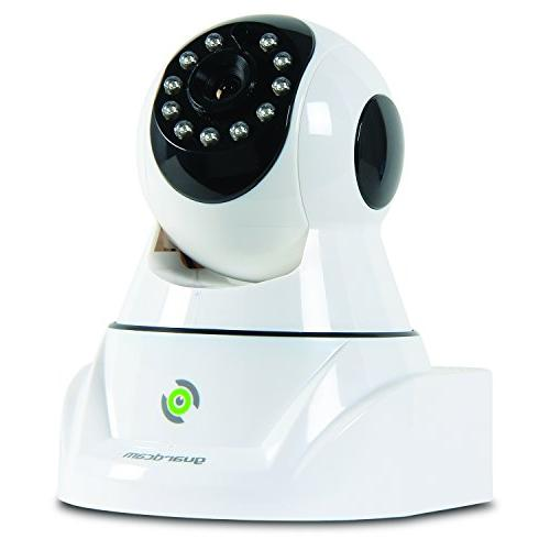 Pilot Digital Wi-Fi Indoor Security Camera with Night Vision
