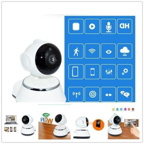 Wifi 1080P CCTV IR Security Night Vision Home Camera