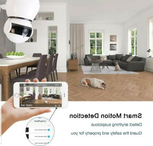 graneywell WIFI 1080P security Camera. Night Vission/2-way & more...