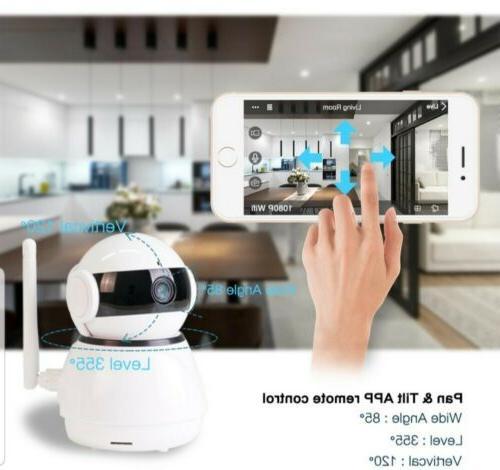 graneywell WIFI security Camera. Night Vission/2-way Audio & more...