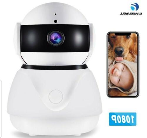 wifi 1080p security camera night vission 2