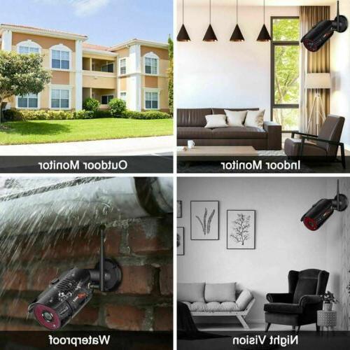 ANRAN Wifi Security NVR 2TB Home