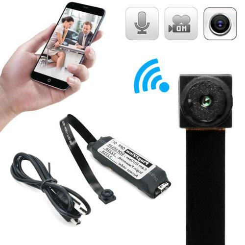 Mini Camera Wifi Home HD