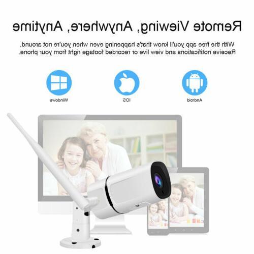 JOOAN Wireless HD 1080P WIFI IP Camera Onvif