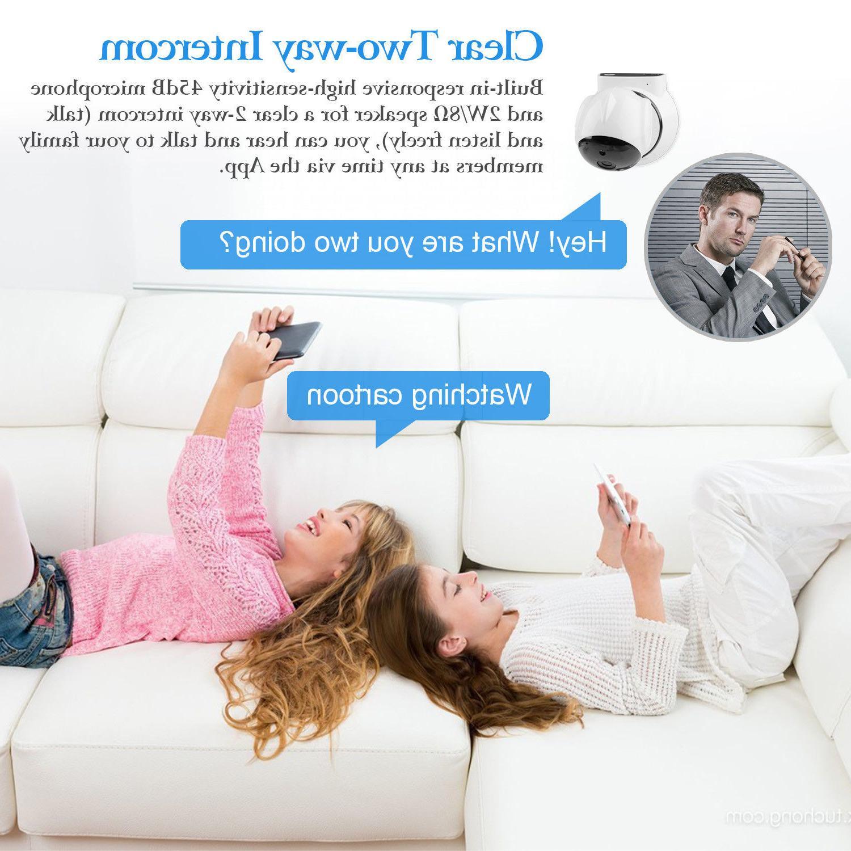 ❤️Wireless Security Camera Network Night Vision
