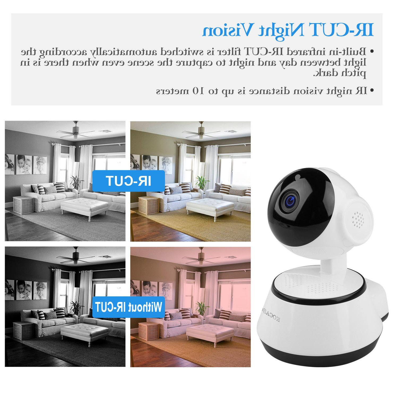❤️Wireless Security Network CCTV Night