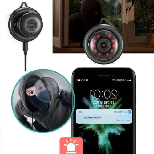 Wireless Mini WIFI Camera HD Home Security Camera Vision