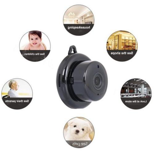 Wireless Mini Camera HD Smart Vision US