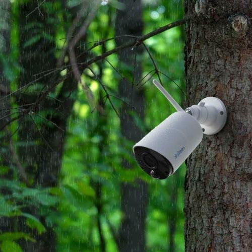 Wireless Camera 1080P Outdoor Battery Powered Eco & Solar