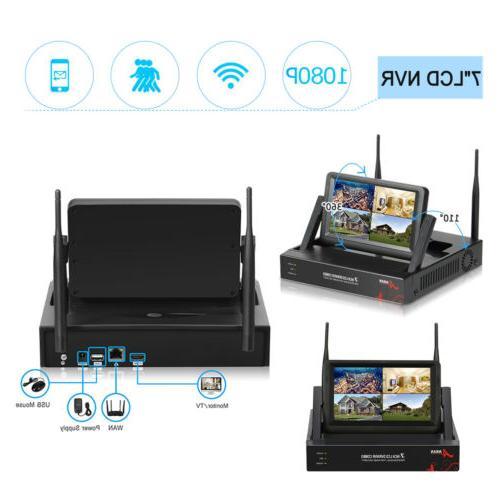 ANRAN Wireless System NVR 1TB