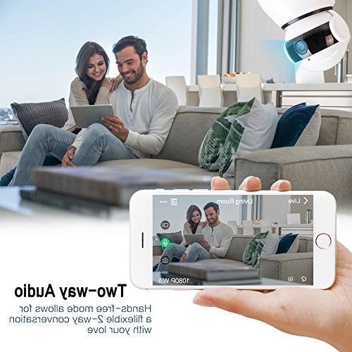 Wireless WiFi Camera Work Echo