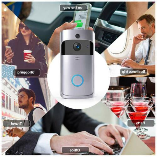 Wireless Smart WiFi IR Intercom