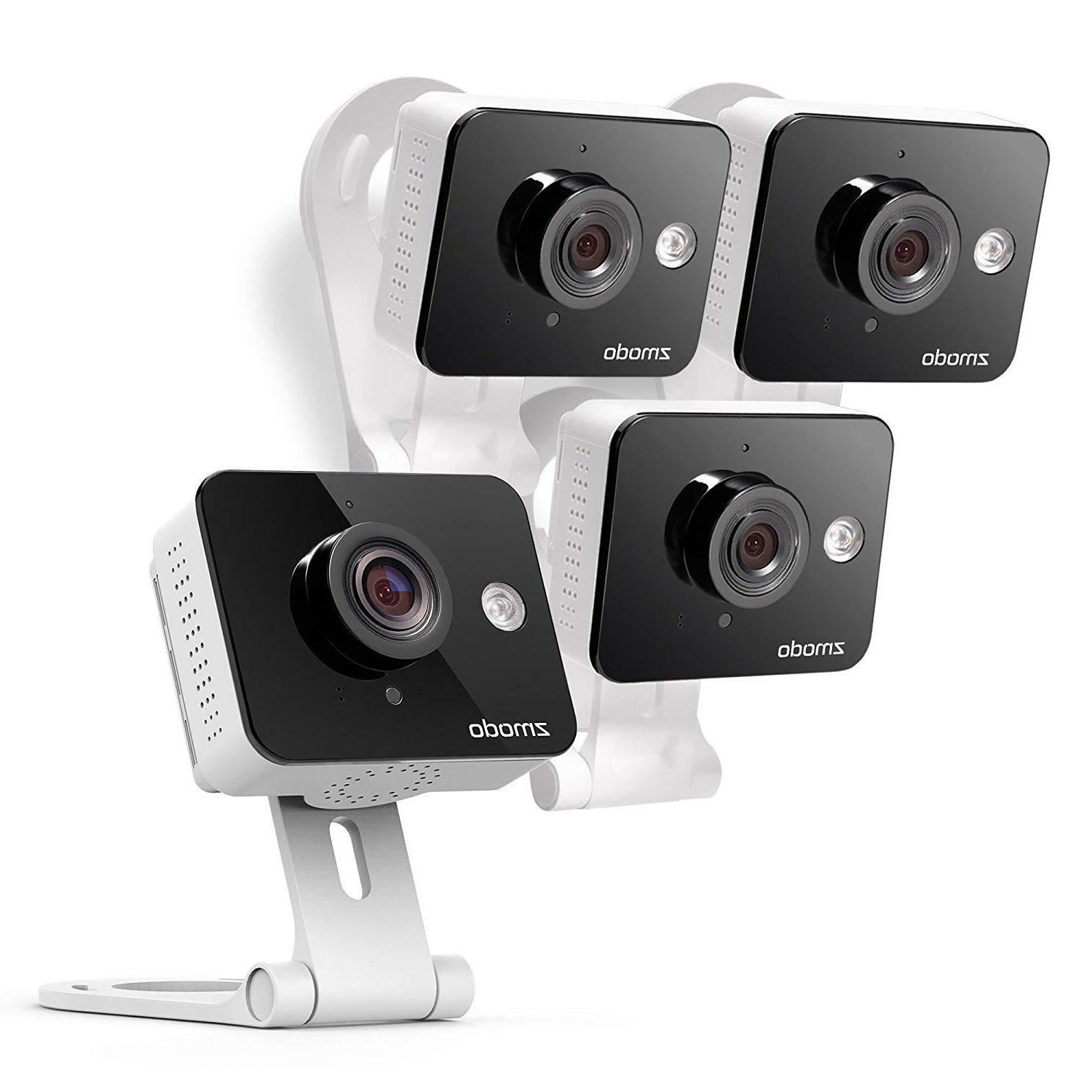 wireless two way audio hd home security