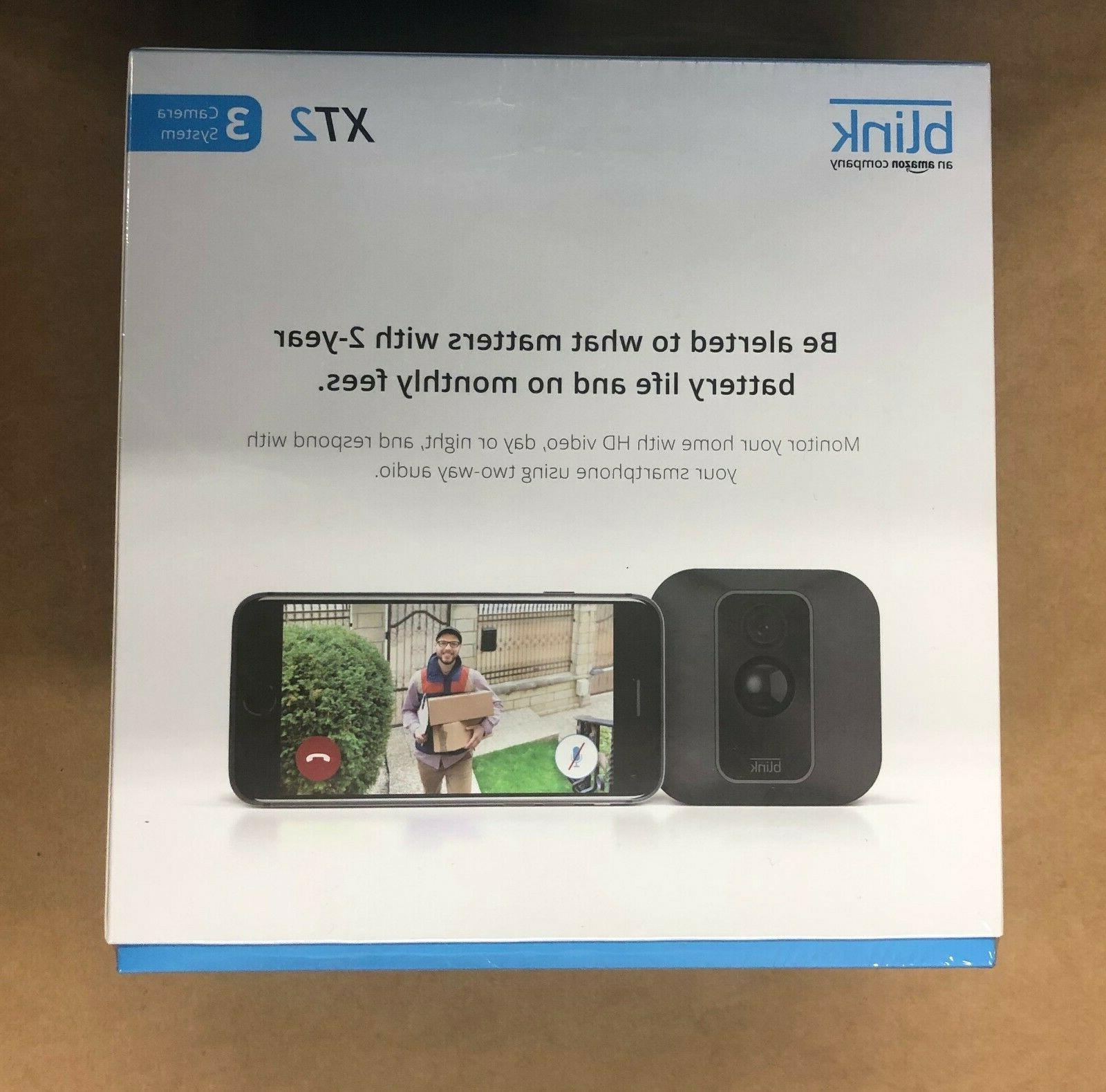 Blink-XT Home System HD Video, Motion NEW SEALED