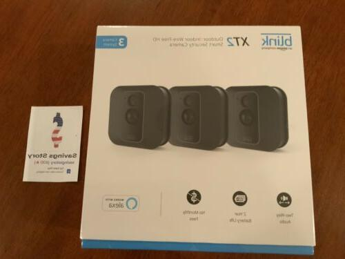 xt 2 3 camera home security system