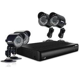 Lorex LH014501C4B Vantage Eco BlackBox Digital Video Surveil