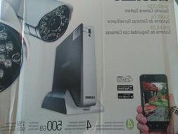 Lorex LH04045GC4W 500GB DVR 4 x Wireless Indoor/Outdoor Secu