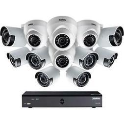 Lorex LHA21162TC8D4 12 Cameras 16 Channel 2TB 1080P HD Secur