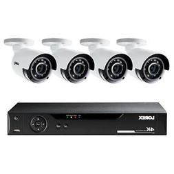 Lorex LHV5100 Series 8-Channel 4K UHD DVR Bundle with 1TB HD