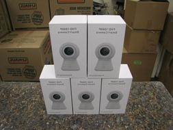 Lot of  NEW YI Smart Cameras FHD 1080p PTZ Wi-Fi Cloud Night