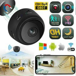 Mini Camera Wireless Wifi IP Home Security 1080P DVR Night V