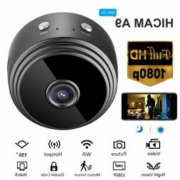 Mini Camera Wireless Wifi IP Home Security HD 1080P DVR Nigh
