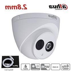 Dahua 4MP Mini Dome POE IP Camera IPC-HDW4431C-A ,Fixed Lens