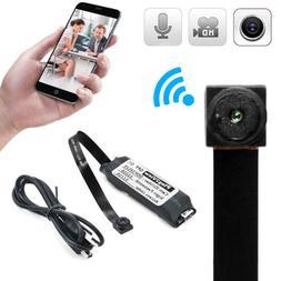 Mini HD Wireless WIFI IP Spy Camera Hidden DIY Module DV DVR