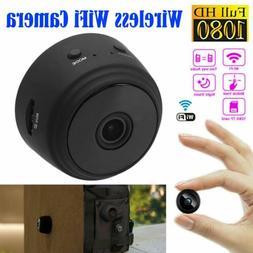 Mini Hidden Spy Camera Wireless HD Wifi 1080P Indoor Home Sm