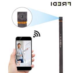 FREDI Mini Hidden Spy Camera Motion Detection Loop Recording