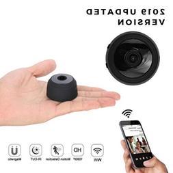Mini Hidden WiFi Spy Camera, Full HD 1080P Wireless, Portabl