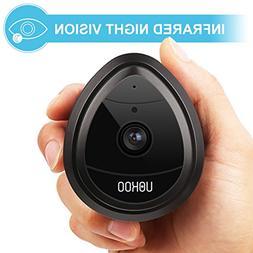 Mini IP Camera, Night Vision 720P HD Home WiFi Wireless Secu