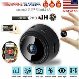 Mini IP Cam Wireless Wifi Home Security Camera HD 1080P DVR