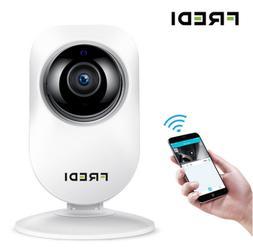 Mini IP WiFi Security Camera 720P Wireless Home Surveillance