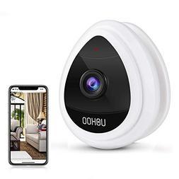 UOKOO Mini IP Camera Security Camera, Wi-Fi Wireless Securit
