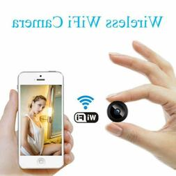 Mini Spy Camera Wireless Wifi IP Home Security HD 1080P DVR