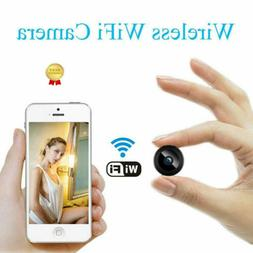 Mini Spy Camera Wireless Wifi IP Home Security HD 1080P DVR