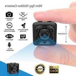 Shop360z Mini Spy Hidden Camera - Security Nanny Dash Cam wi