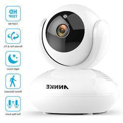 Funlux Camera CH-S1R-WA 720p HD Mini WiFi w/Two-Way Audio +