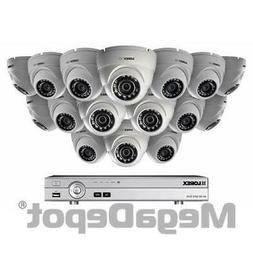 Lorex MPX1616DW, Heavy Duty 16 Dome Camera HD Home Security