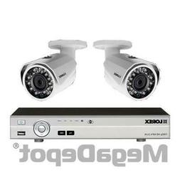 Lorex MPX42W, Home Security System with 2 HD 1080p Security