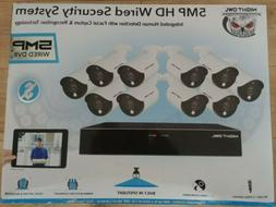 🌟NEW🌟 Night Owl 16 Channel 5MP HD Wired Security Syste