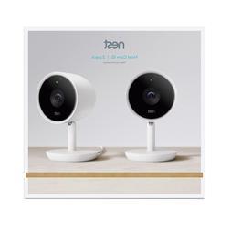 Nest Cam IQ Indoor Smart Security Camera 2-Pack NC3200US