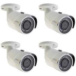 New Q-See QCN8082B-4 1080p IP Security Bullet Camera 100ft N