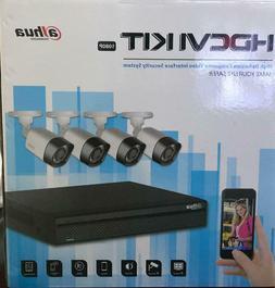 Dahua OEM 1080P 4CH Home Security Camera