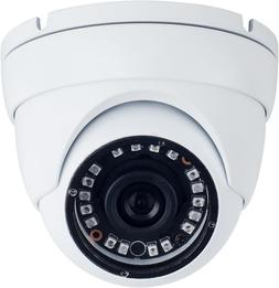 Real HD Onvif 2MP  Outdoor/Indoor PoE IP Vandal Dome Camera,
