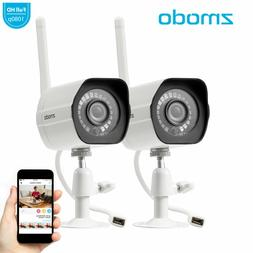 Zmodo Outdoor Wireless 4 720p WIFI Security Camera System 10