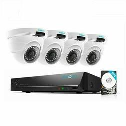 Reolink 4MP 8CH PoE Video Surveillance S