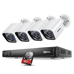 ANNKE 1080P/2MP/3MP/4MP/5MP/6MP POE Securuty Camera System 4